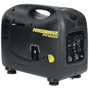 ph1000i 1000 watt 53cc 4-stroke gas powered portable inverter generator