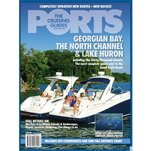 cruising guides georgian bay edition