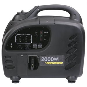 2000wi 2,000-watt inverter generator - portable - gas - 120 volts