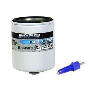 filtre à essence  /  séparateur d'eau quicksilver