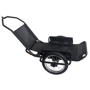 voiturette à main / vélo en aluminium