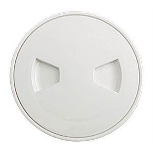 trappe d'accès ronde blanche 15,2cm
