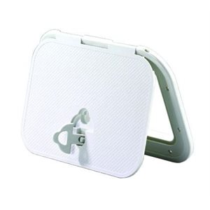 access hatch,white uv sta