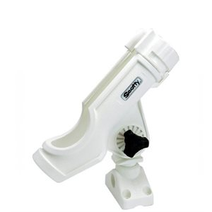 support de canne power lock, blanc