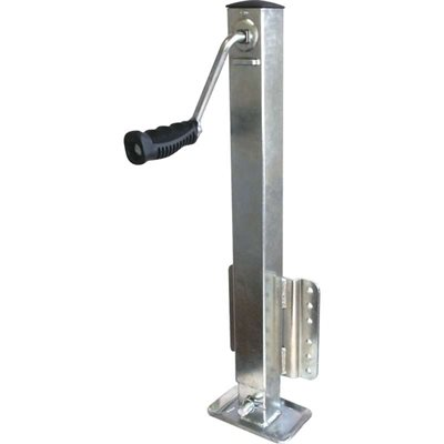 square tube trailer jack 2500lbs