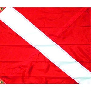 dive flag 3 tier