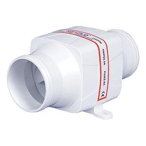 Ventilateur de cale en ligne - 4''