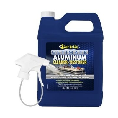 ultimate aluminum boat cleaner 64oz