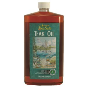 teak oil sea-safe 32oz