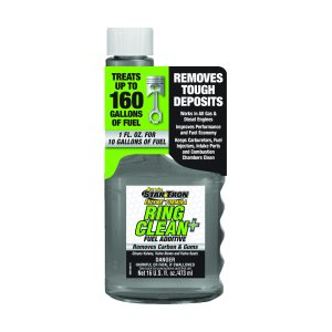 ring clean+ motor treatment  / 16oz