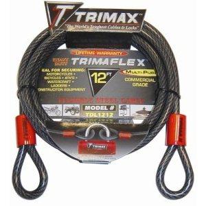 Cable de sécurité 3,66m (12')