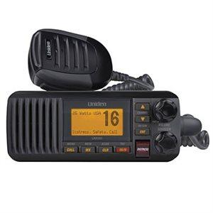 Radio marine à montage fixe de 25 watts avec DSC