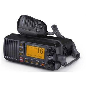 F / M VHF RADIO BLACK 25W WTP