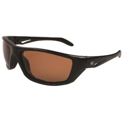 "new pompano"""" polarized sunglasses- brown lens"