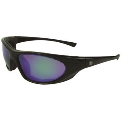"new bonefish"""" polarized sunglasses- green mirror lens"