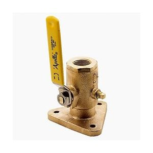 "ball valve 1 1 / 4"" with base"