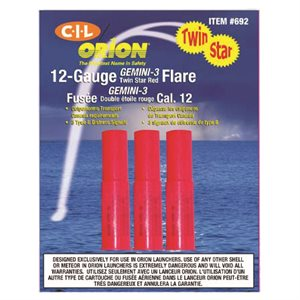 12 gauge twin star 3 pack