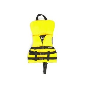 CHILD NYLON VEST CLOSED SIDE