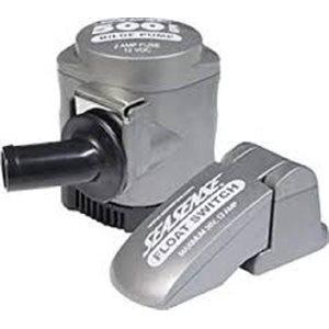 Pompe de Cale 500 gpm Avec Interrupteur Automatique